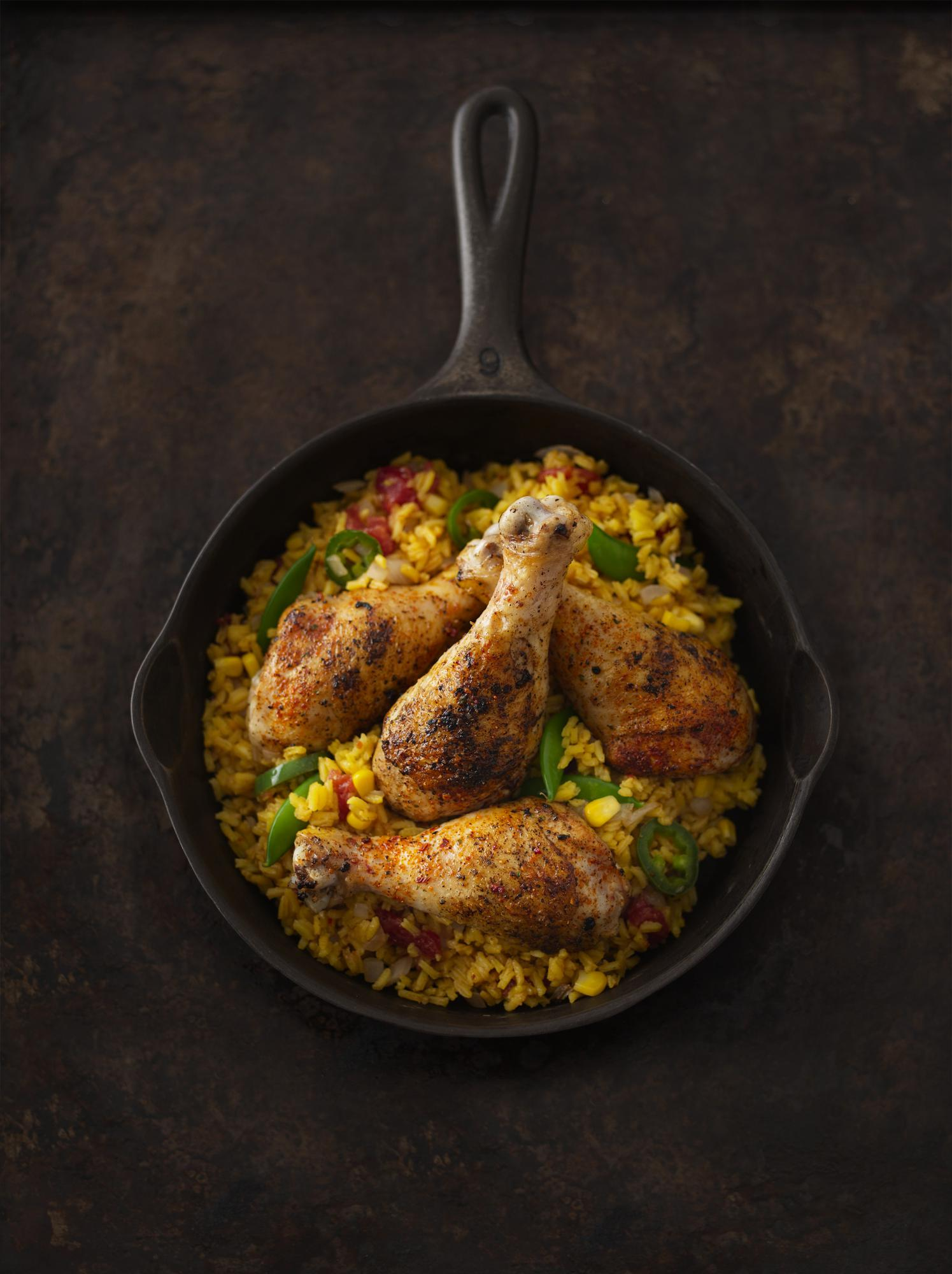 Image for Arroz Con Pollo (Spanish Rice)