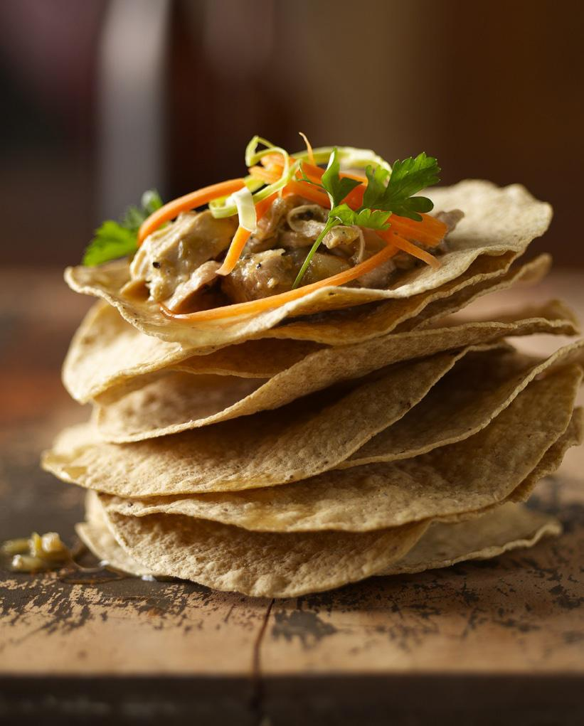 Slow Cooker Taos Tacos