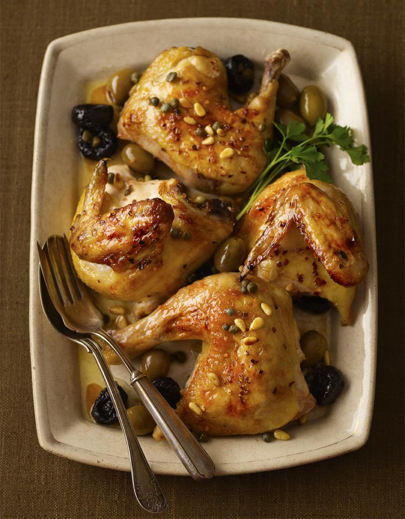 Catalan Sweet & Tart Chicken