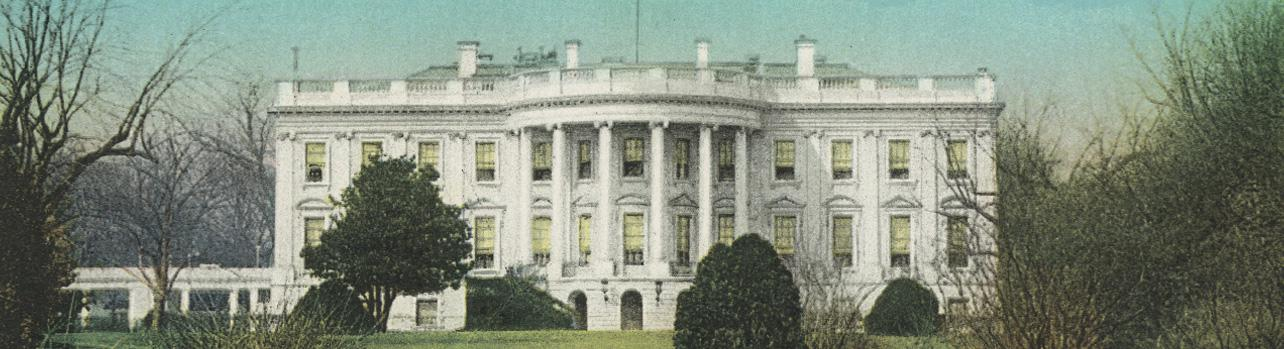 Image of White House.